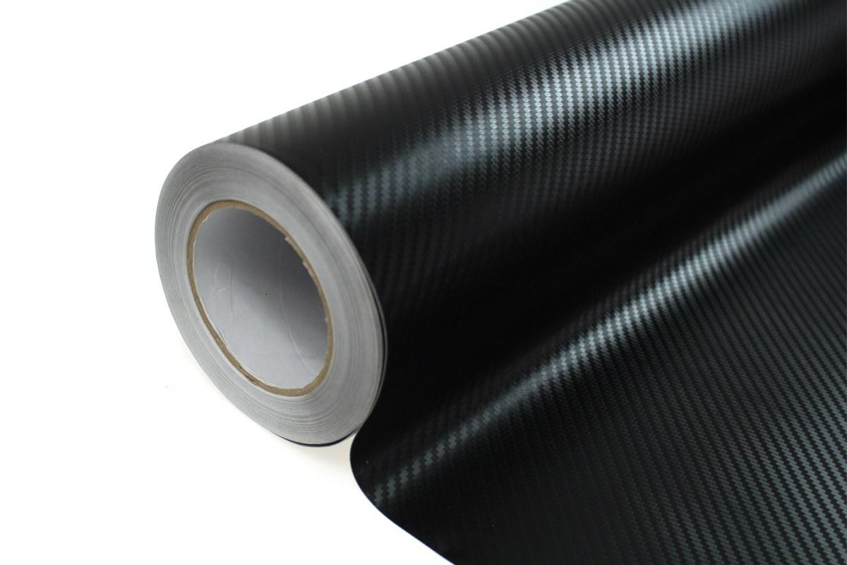 Folia Wrap Black Carbon Matt 1,52X30m - GRUBYGARAGE - Sklep Tuningowy